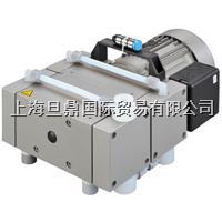 進口品牌型號德國伊爾姆ILMVAC,MP 901 Z非抗化學腐蝕二級隔膜泵