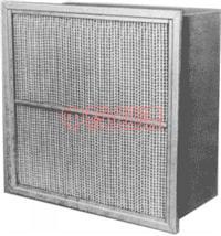 AAFBioCel I箱式高效過濾器 610*610*292mmAAFBioCel亞高效過濾器、AAFBioCel I箱式高效過濾器