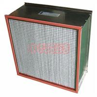 耐高溫高效過濾器,耐350度高溫過濾器生產廠家 高效耐高溫空氣過濾器