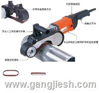 環繞管件拋光機/拉絲機-台灣AGP620型  去焊渣去印痕 AGP-620/40