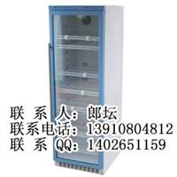玻璃门带锁实验恒温冰箱