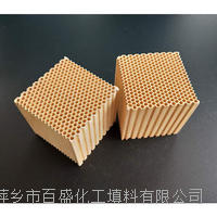 VOCs废气净化催化剂 100*100*50mm, 100*100*40mm