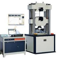 微機控制電液伺服式萬能試驗機 WAW-600D