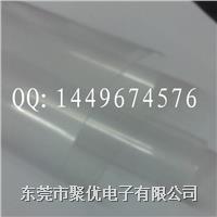 0.08mm壁厚透明FEP鐵氟龍熱縮管