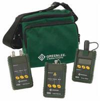 美國Greenlee單多模光纖測試包 5890-FC