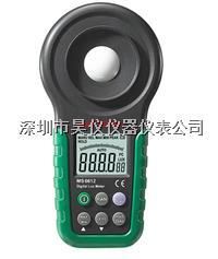 華儀mastech一級代理 MS6612 多功能照度計MS6612  照度計  MS6612