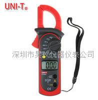 UNI-T優利德UT211A鉗形表60A高精度真有效值鉗形萬用表UT211b UNI-T優利德UT211A