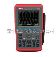 UNI-T優利德UTD1062C手持式數字存儲示波器帶寬60MHz 深圳示波表UTD1062C? UNI-T優利德UTD1062C