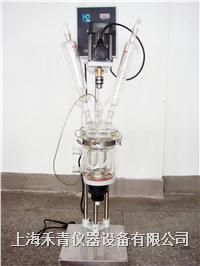 0.5L雙層玻璃反應釜