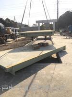 張家港修理地磅  SCS-100噸