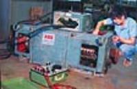 直流電動機修理,ABB直流馬達修理