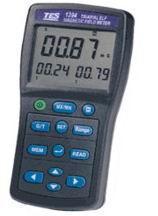 TES1393電磁波測試儀 電磁場檢測儀 高斯計 TES1393