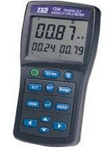 TES1394電磁波輻射測試儀 電磁場檢測儀 高斯計 TES1394