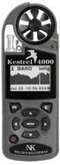 手持气象站/手持式气象观测仪/小型气象站/便携式气候测量仪  型号:QX-NK4000