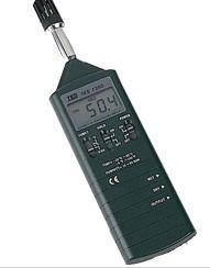 TES-1360數字式溫濕度計