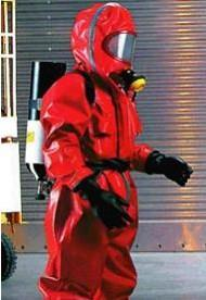 斯博瑞安液体致密型化学防护服 订货号: 1400019A