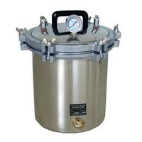 煤电两用手提式灭菌器YXQ-SG46-280SA YXQ-SG46-280SA