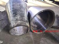 戴南不銹鋼管有卷圓筒錐桶包車加工