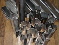 福建平潭海邊鋼梁電纜支架用316L不銹鋼方型立柱