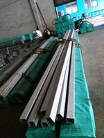 表面拉絲R角一致304不銹鋼無縫方管