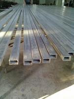 薄壁扁形的不锈钢无缝方管