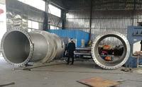 2520大口徑不銹鋼卷筒 鋼板卷圓滿焊