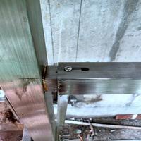 幕墙挂件用拉丝304不锈钢无缝方管