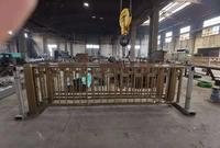北京將軍府內用不銹鋼護欄