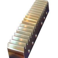 大型機器人專用精密齒條/工業機械手專用齒條/機器人行走地軌專用齒條