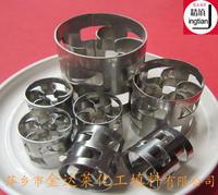 321不锈钢鲍尔环填料 不锈钢鲍尔环 φ16 25 38 50 76 100mm321材质鲍尔环填料