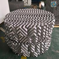 不銹鋼孔板波紋填料 聚結板 125Y(X),250Y(X),350Y(X),450Y(X),500Y(X)