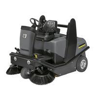 凯驰驾驶式扫地机