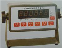 中國計量院計量標準力測量顯示儀2000型 2000型