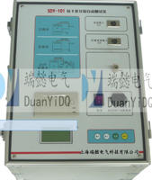 全自動抗干擾介質損測試儀 SDY101
