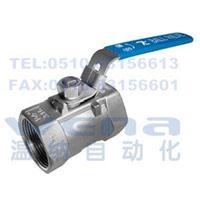 Q11F-16-DN32,Q11F-16-DN40,Q11F-16-DN50,一片式內螺紋球閥,溫納一片式球閥,一片式球閥生產廠家 Q11F-16-DN32,Q11F-16-DN40,Q11F-16-DN50