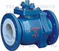 Q41F46-10C-DN300Q41F46-10C-DN350,襯氟球閥,溫納襯氟球閥,球閥生產廠家 Q41F46-10C-DN300Q41F46-10C-DN350