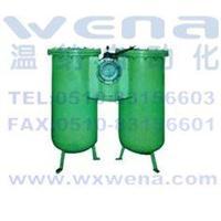 SWCQ-125,SWCQ-150,SWCQ-200,SWCQ-250 雙筒網式磁芯過濾器,雙筒網式磁芯過濾生產廠家,溫納過濾器 SWCQ-125,SWCQ-150,SWCQ-200,SWCQ-250