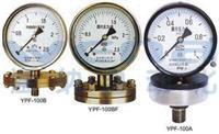 YPF-150B(1.6MPa,2.5MPa),膜片壓力表,無錫溫納生產廠家 YPF-150B(1.6MPa,2.5MPa)