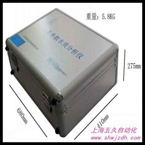 6B-3000型多参数触屏式水质测定仪COD/氨氮/总磷/总氮测试仪带USB