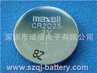萬勝電池CR2025電池 CR2025