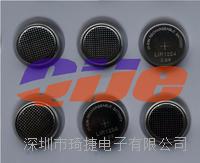 電子儀表、通訊設備專用LIR1654鋰電池 LIR1654