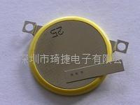 銀行動態密碼令超薄CR2016電池激光焊接 CR2016