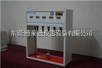 吊掛式5組膠帶持粘力試驗機 BLD-1008