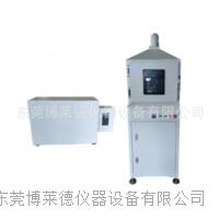 护目镜砂尘测试机面罩与脸部密合度测试仪粉尘检测仪器  BLD-FC208