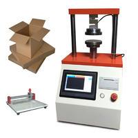 蜂窩紙板邊壓強度檢測儀 BLD-609D