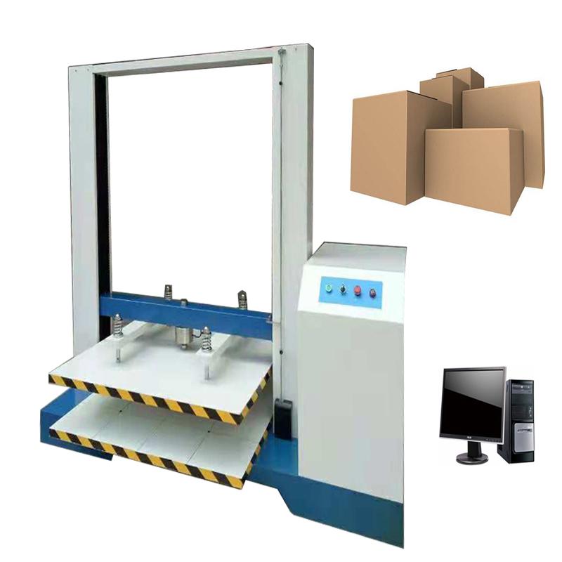 紙箱抗壓強度試驗機(液晶)