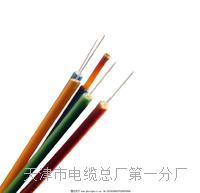 双屏蔽工程网线-千兆CAT6类双屏蔽4N级无氧铜线芯实物大图 HYA53电话电缆线