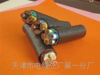 双屏蔽工程网线-千兆CAT6类双屏蔽4N级无氧铜线芯规格 HYA53电话电缆线