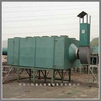 YJT活性碳纖維處理有機廢氣回收裝置吸附塔廠家
