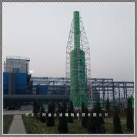 供應BJS-X係列玻璃鋼酸霧淨化塔